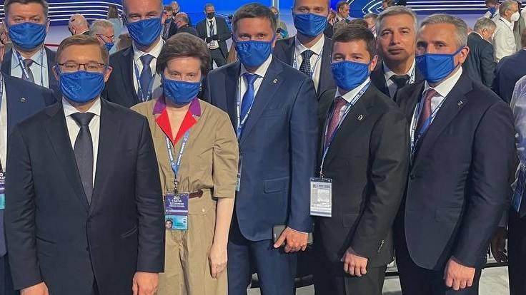 """Губернаторы «тюменской матрешки» из-за своих нестабильных рейтингов не стали """"паровозами"""" на выборах в Госдуму"""