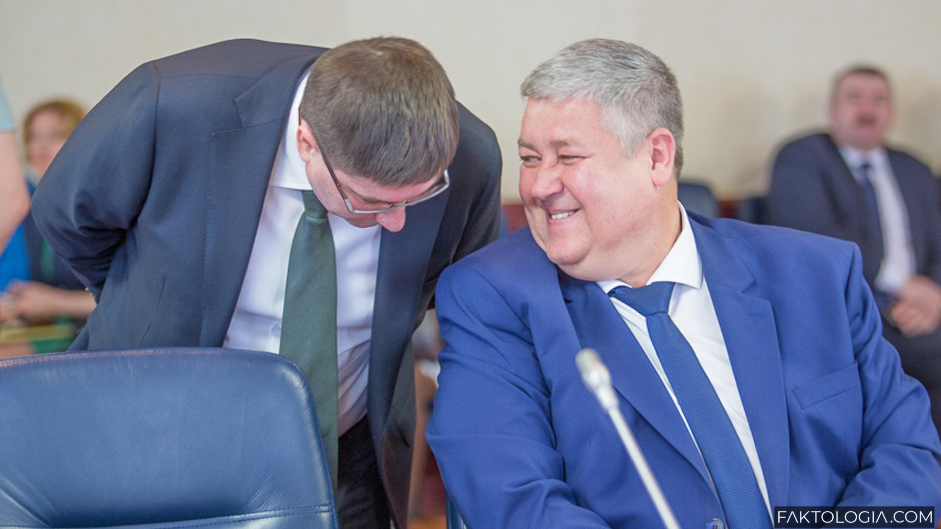 Накануне выборов губернатор ХМАО Комарова остается без ключевого соратника