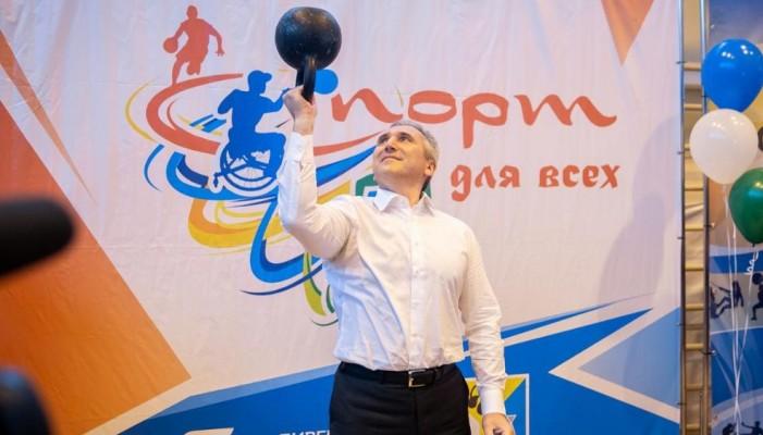 Губернатор Тюменской области Моор остался без олимпийских медалистов