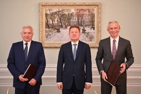 """""""Газпром"""" и """"Лукойл"""" создают СП для освоения крупного кластера в ЯНАО"""