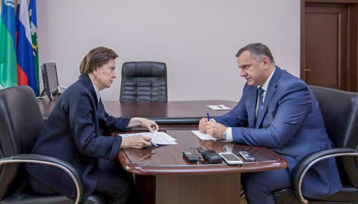 Губернатор ХМАО Комарова проиграла суд