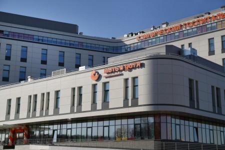 Власти Тюменской области предоставят частной компании без торгов землю под строительство платного ковидного госпиталя