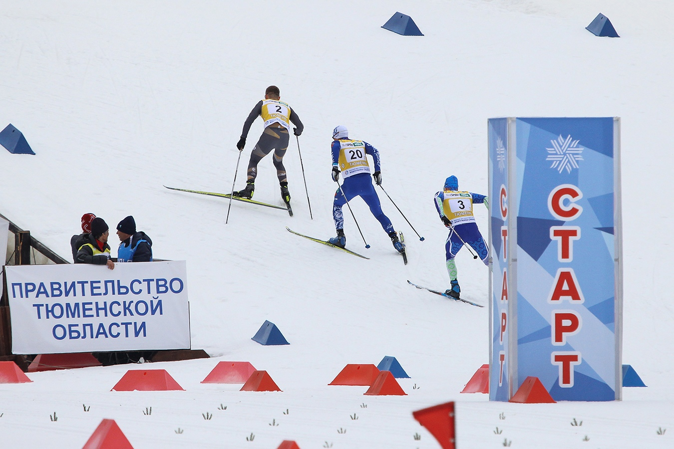 Власти Тюменской власти на месяц отменяют проведение региональных соревнований. Российские старты планируется проводить